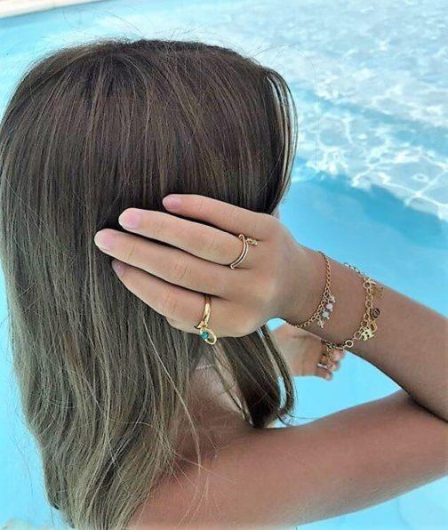 Bracelet lettre AMOUR