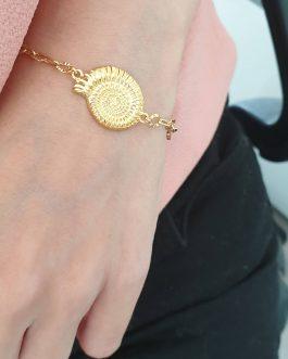 Bracelet coquillage Nautile